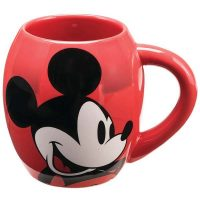 Mickey Mouse Oval Mug