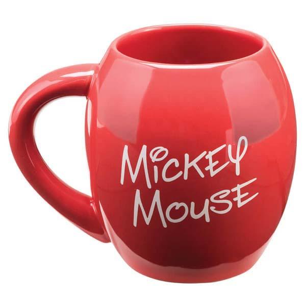 Mickey Mouse Oval Mug