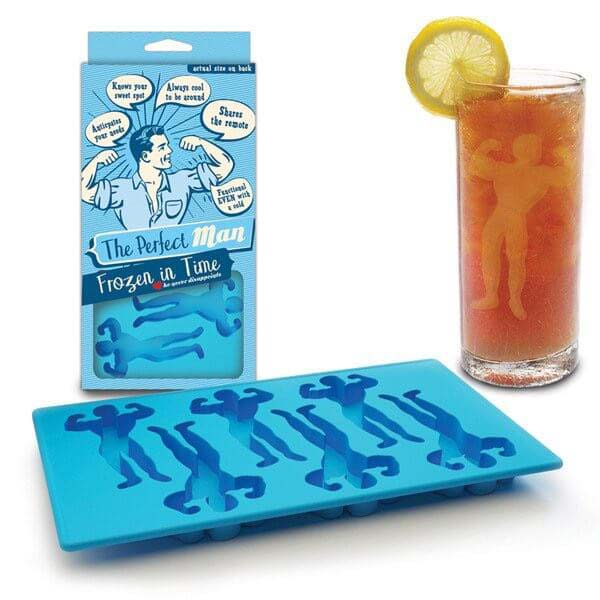 Ice Tray Perfect Man