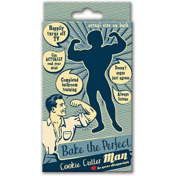 Cookie Cutter Perfect Man