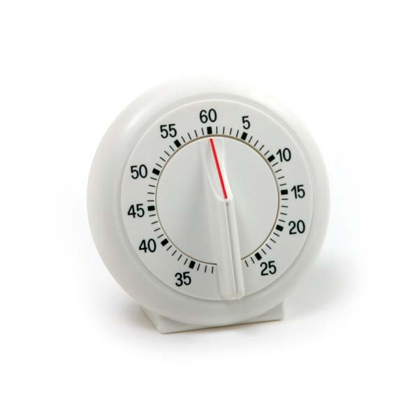 Timer 60 Minutes Manual