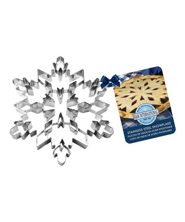 Cookie Cutter Giant Snowflake
