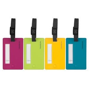 Assorted Color Luggage Tags