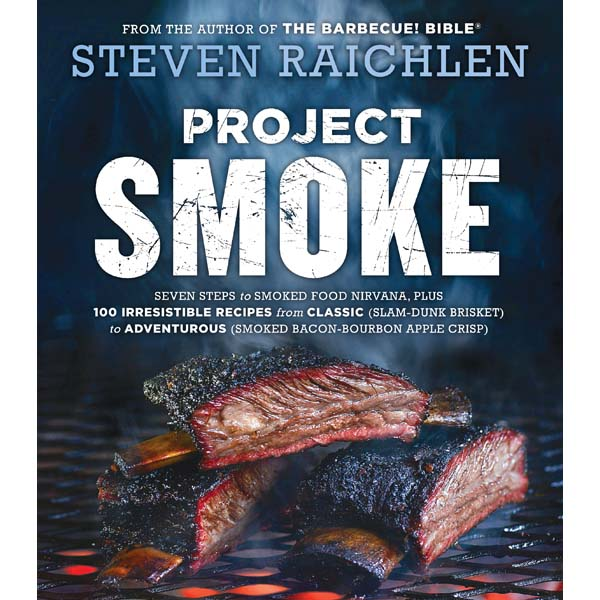 Cookbook Project Smoke