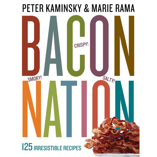 Cookbook Bacon Nation