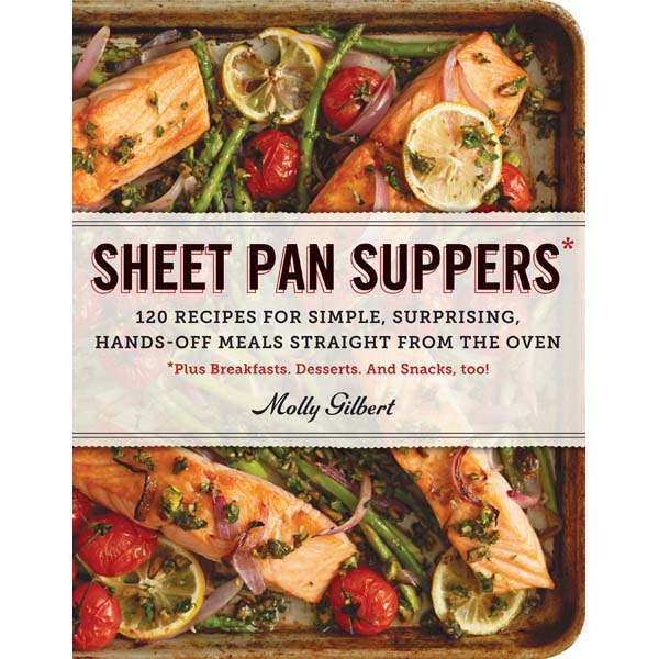 Cookbook Sheet Pan Suppers