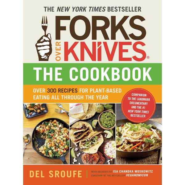 Cookbook Forks Over Knives