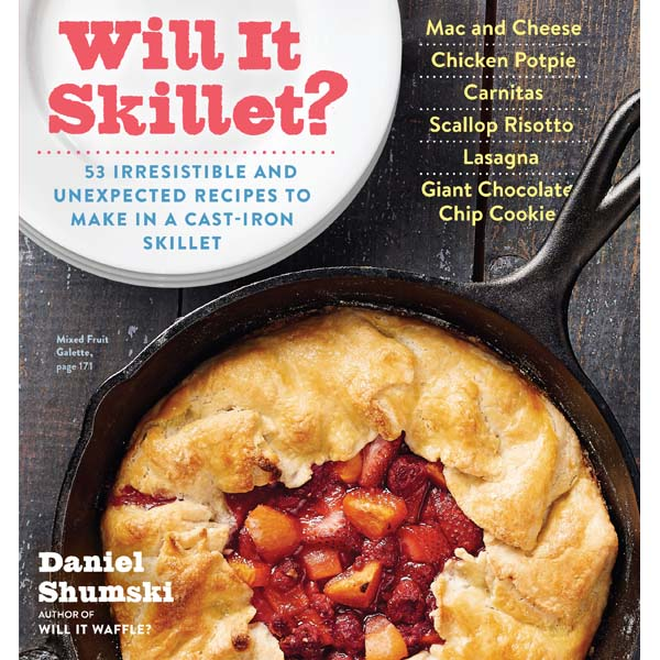 Cookbook Will It Skillet?