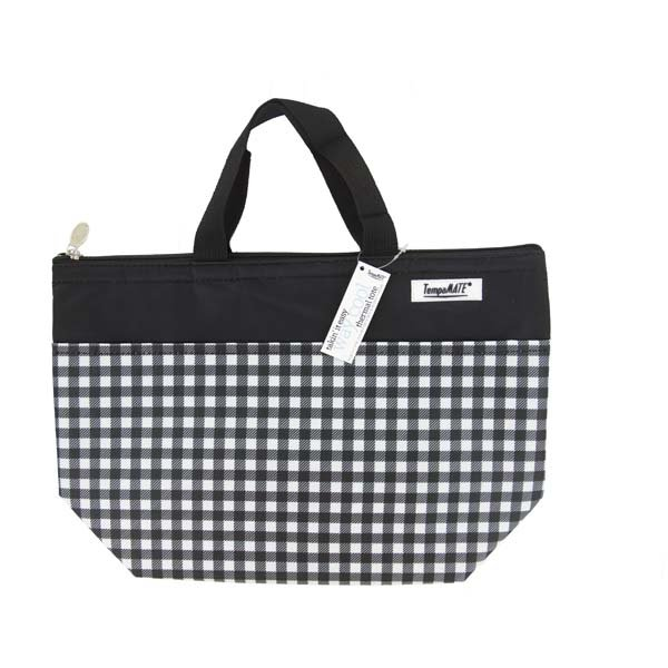 Lunch Tote Insulated Black