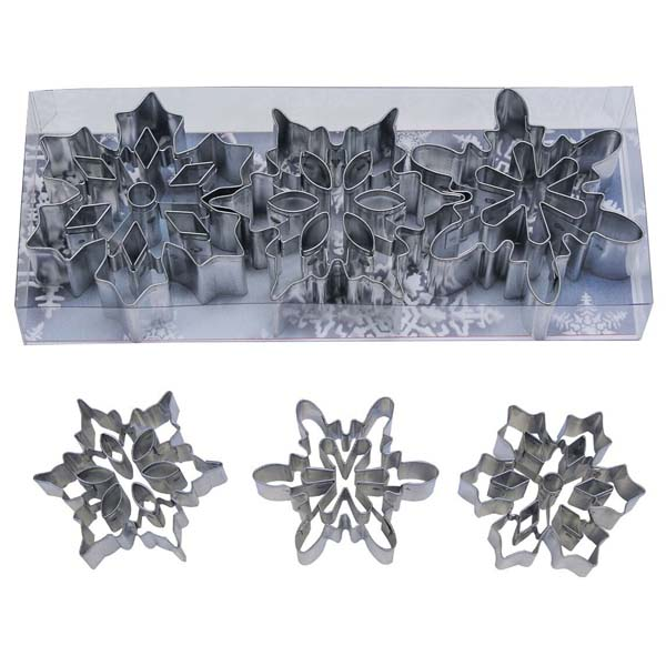 Cutter Fancy Snowflake