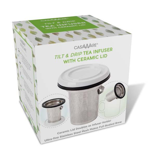 Tilt & Drip Tea Infuser