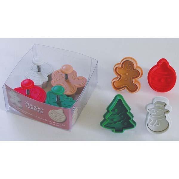 Cookie Stamper Christmas