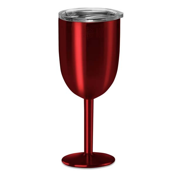 Wine Glass & Lid