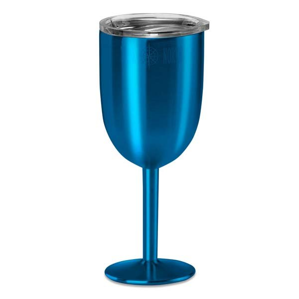 Wine Glass & Lid