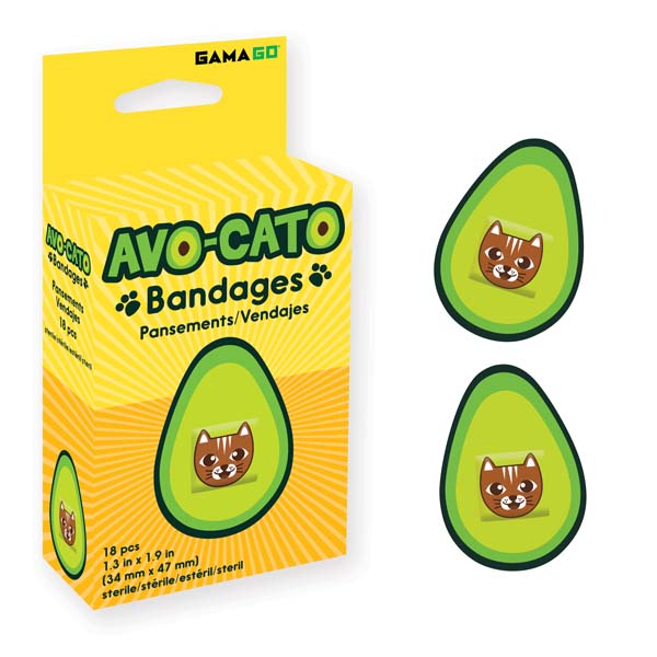 Bandages Avo-CAT-o