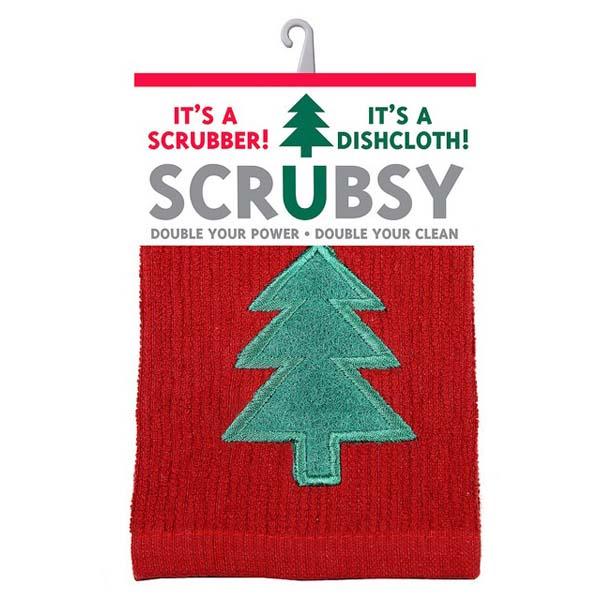Scrubsy Tree
