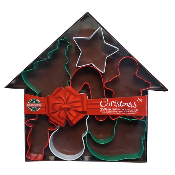 Cutter Christmas Gift Box