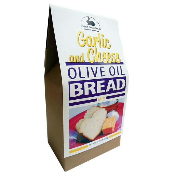 Bread Mix Garlic Cheese