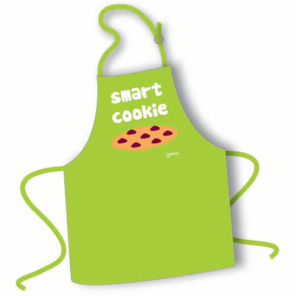 Kid's Apron Smart Cookie