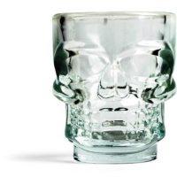 Skull Heavy Shot Glass Set