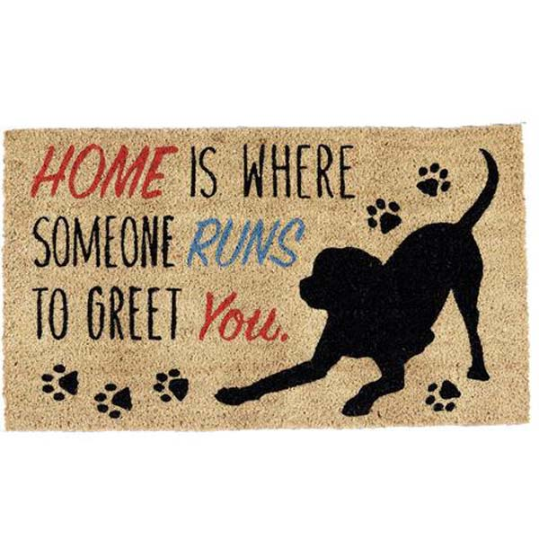 Doormat Home Dog
