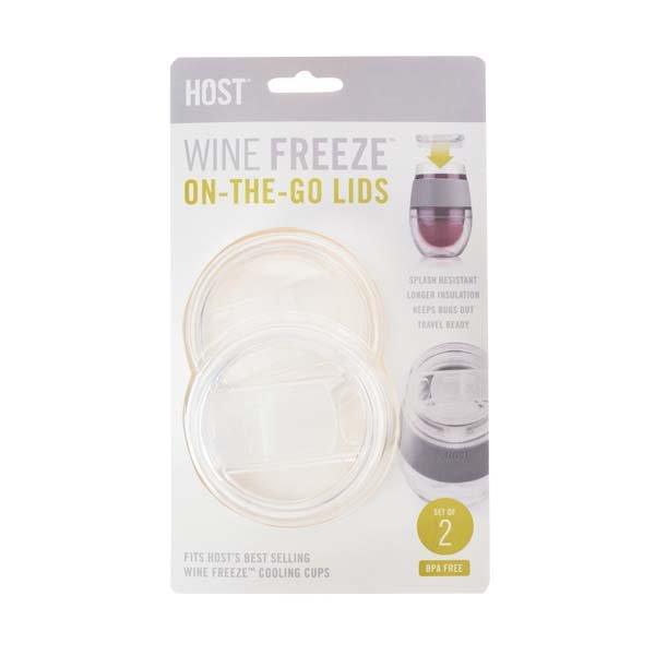 Wine Freeze Lid Set of 2