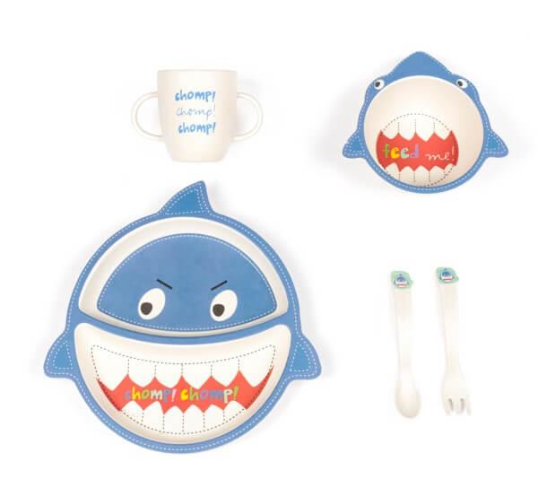 Sammy the Shark Dinnerware Set