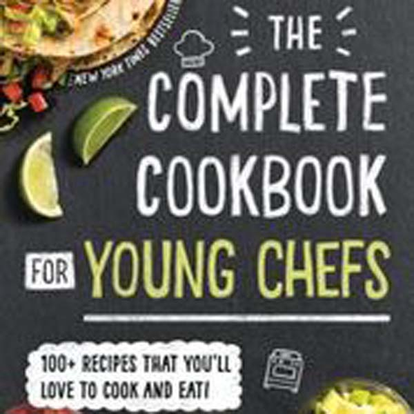 Cookbook Complete Young Chefs