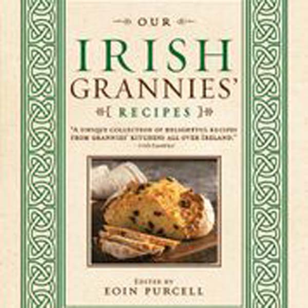 Cookbook Irish Granny's Recipe