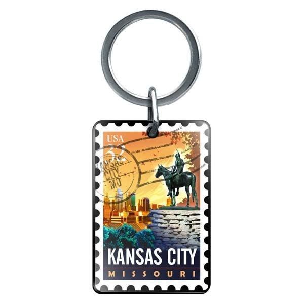 Key Chain Kansas City