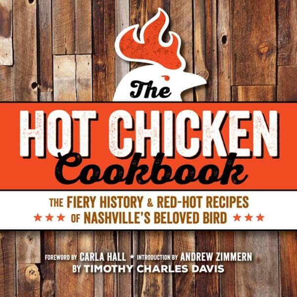 Cookbook Hot Chicken