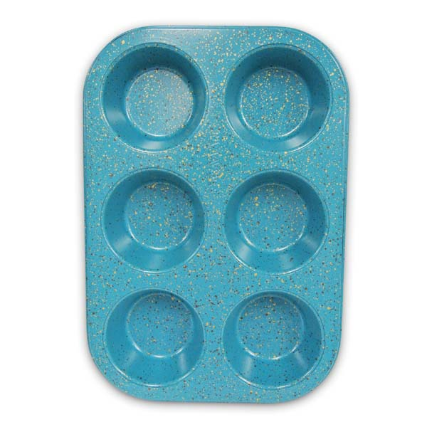Muffin Pan 6 Cavity