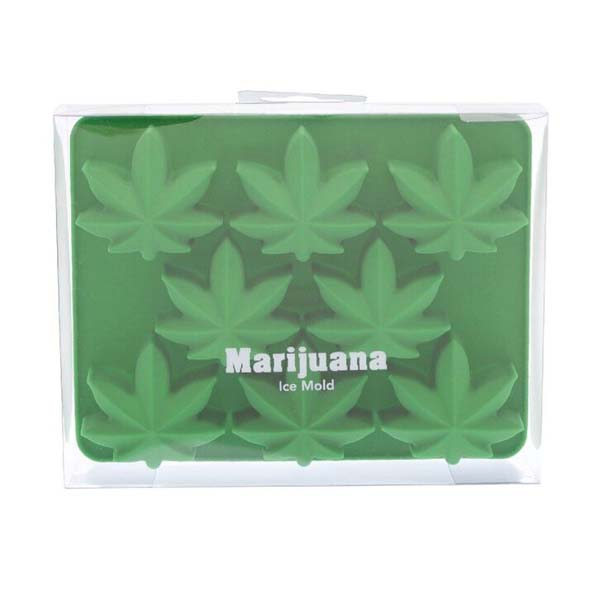 Marijuana Ice Cube Tray