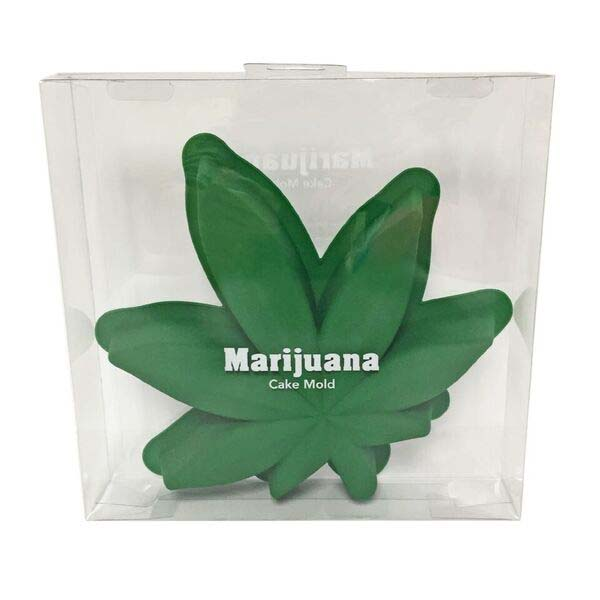 Marijuana Cake Mold