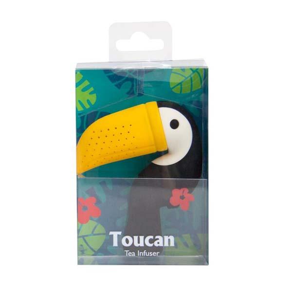 Tea Infuser Toucan