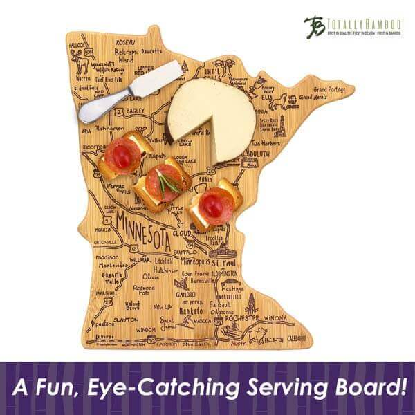 Destination Cutting Board MN