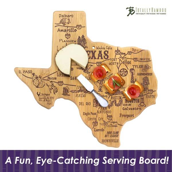 Destination Cutting Board TX