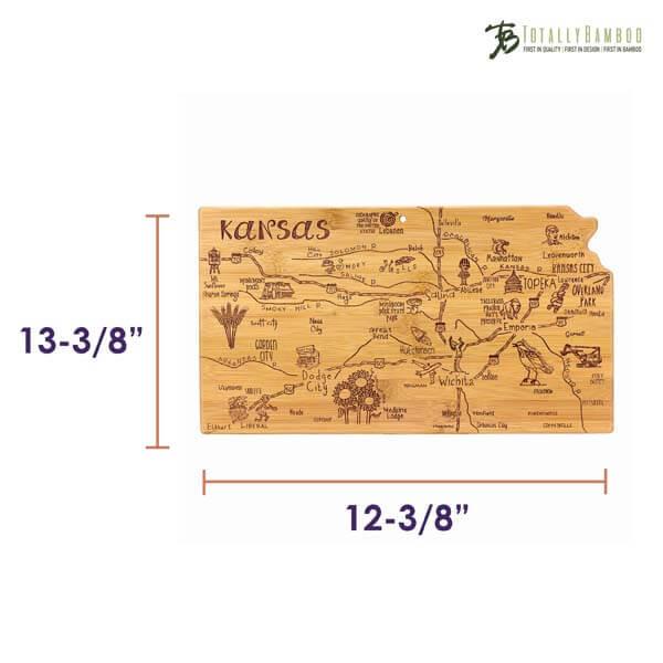Destination Cutting Board KS