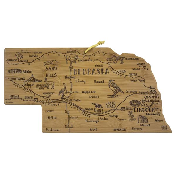 Cutting Board NE Destination