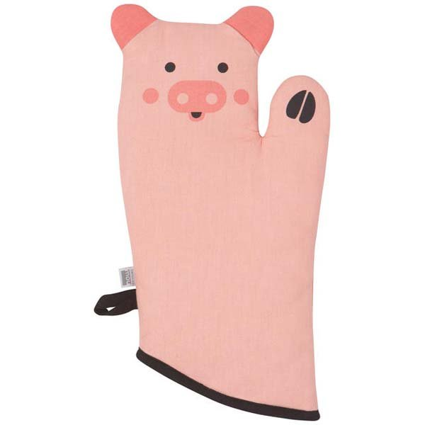 Penny Pig Oven Mitt