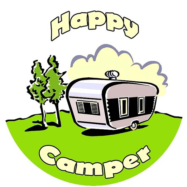 Happy Camper Jar Opener