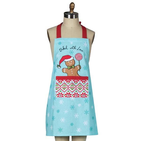Bake With Love Kid's Apron