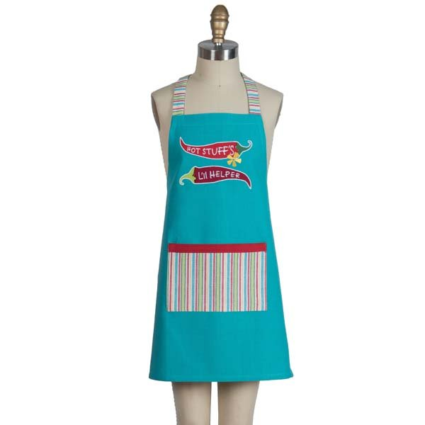 Hot Stuff Helper Kid's Apron