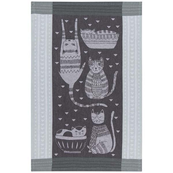 Purr Party Kitchen Towel