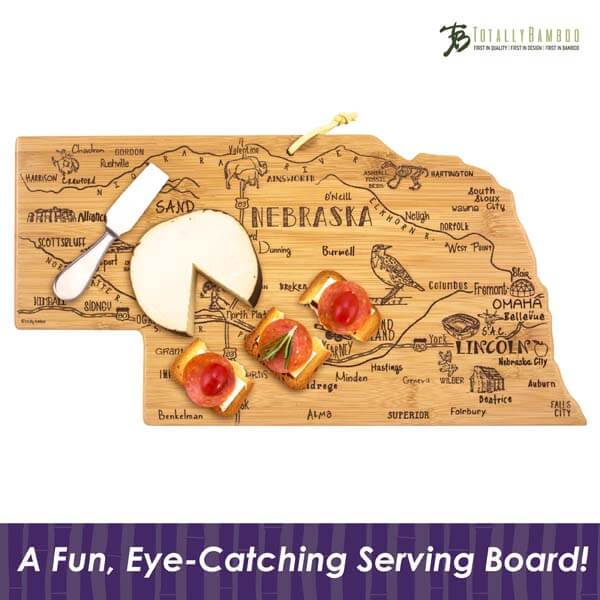 Destination Cutting Board NE