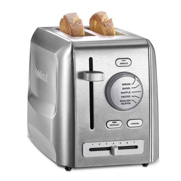 2 Slice Custom Select Toaster