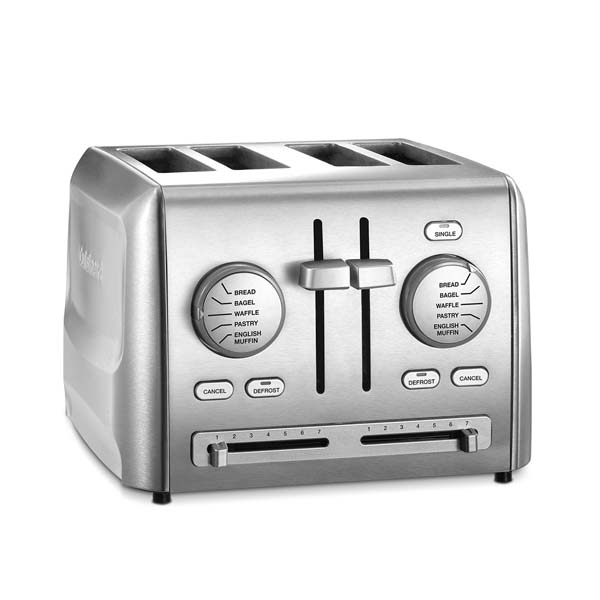 4 Slice Custom Select Toaster