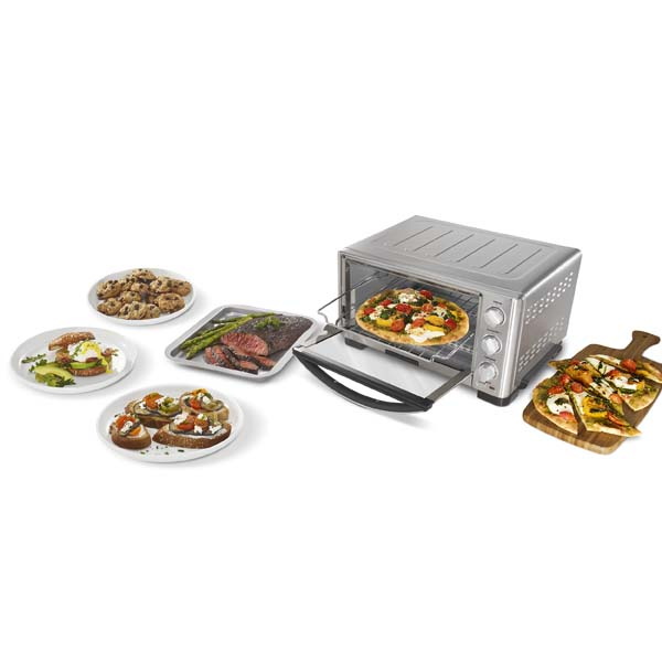 Toaster Oven Broiler