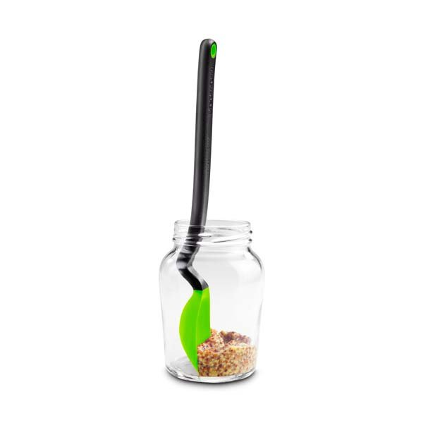 Mini Supoon Scraping Spoon Grn