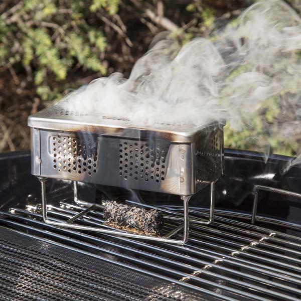 BBQ Smoke Box Hot & Cold